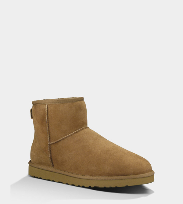 UGG MENS CLASSIC MINI CHESTNUT FOR SALE