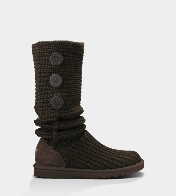 UGG WOMENS CLASSIC CARDY JAVA FOR SALE