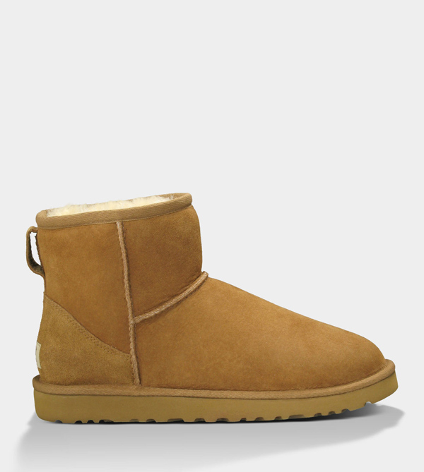 UGG WOMENS CLASSIC MINI CHESTNUT FOR SALE