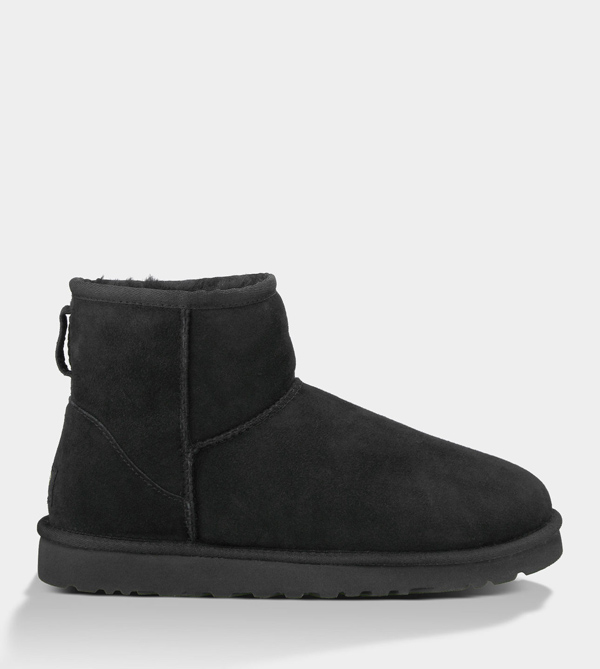 UGG WOMENS CLASSIC MINI BLACK FOR SALE