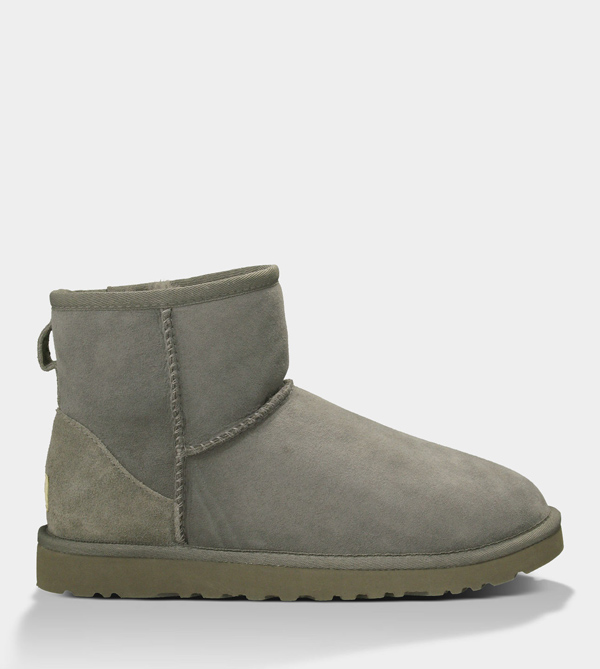 UGG WOMENS CLASSIC MINI GREY FOR SALE