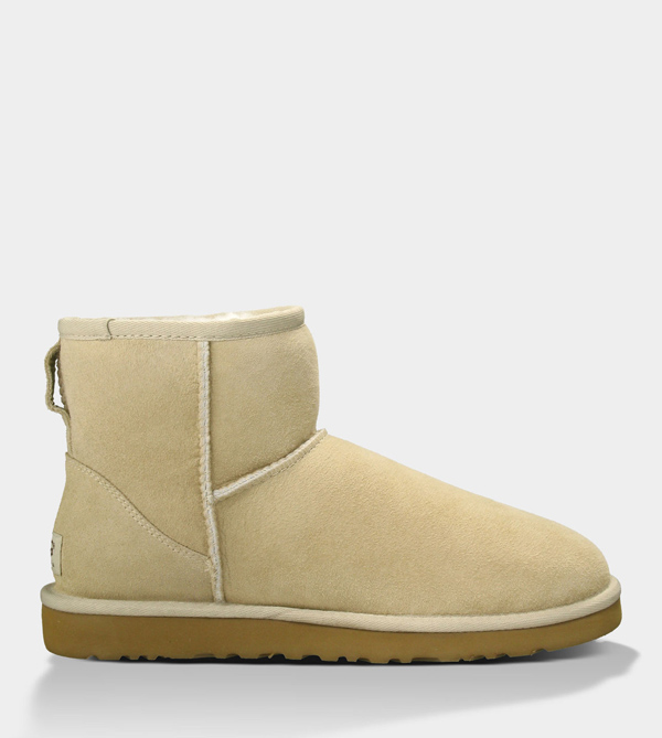 UGG WOMENS CLASSIC MINI SAND FOR SALE