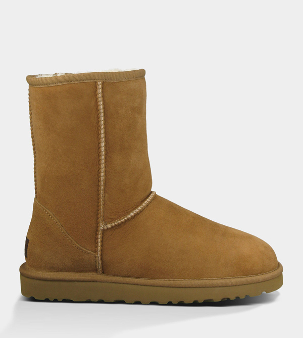 UGG WOMENS CLASSIC SHORT CHESTNUT FOR SALE