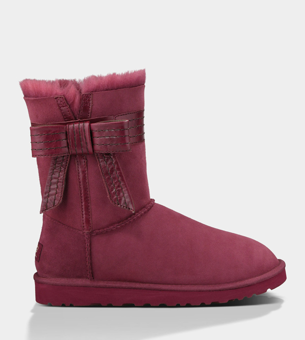 UGG WOMENS JOSETTE SANGRIA FOR SALE