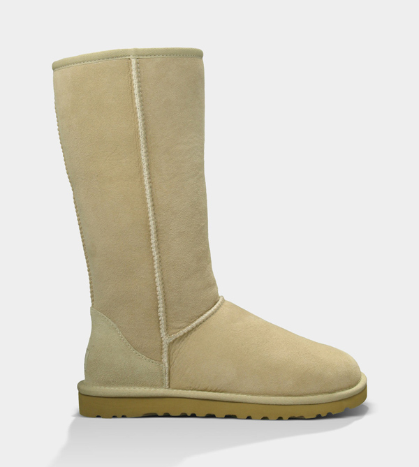UGG WOMENS CLASSIC TALL SAND FOR SALE