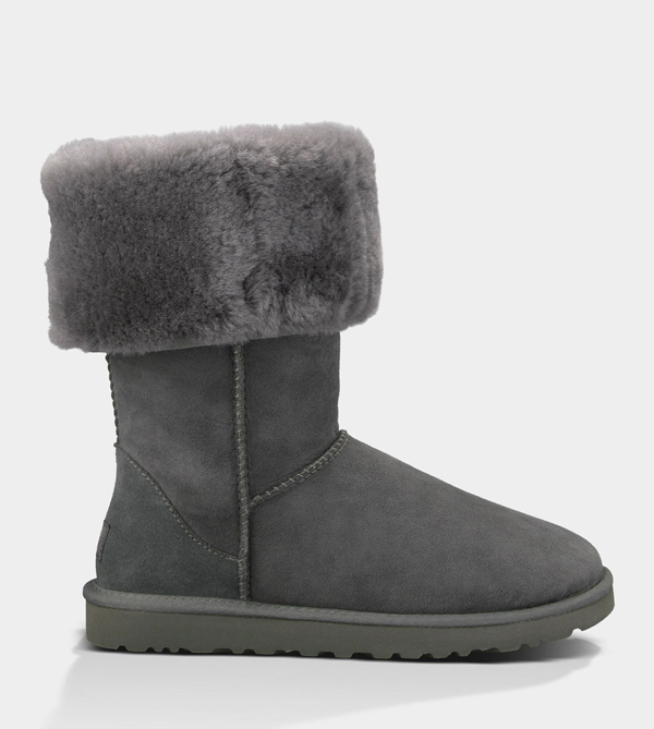 UGG WOMENS CLASSIC TALL GREY FOR SALE