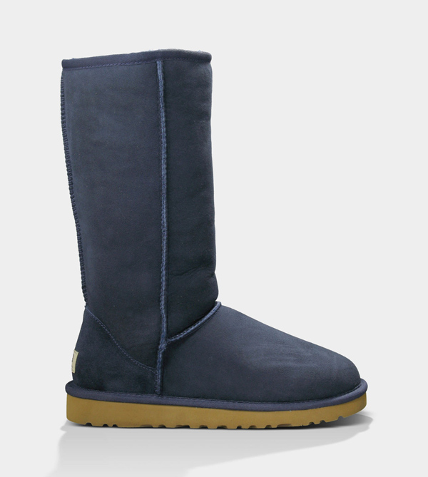 UGG WOMENS CLASSIC TALL NAVY FOR SALE